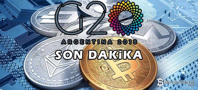 G20 Zirvesi'nden Bitcoin İle İlgili Son Haberler