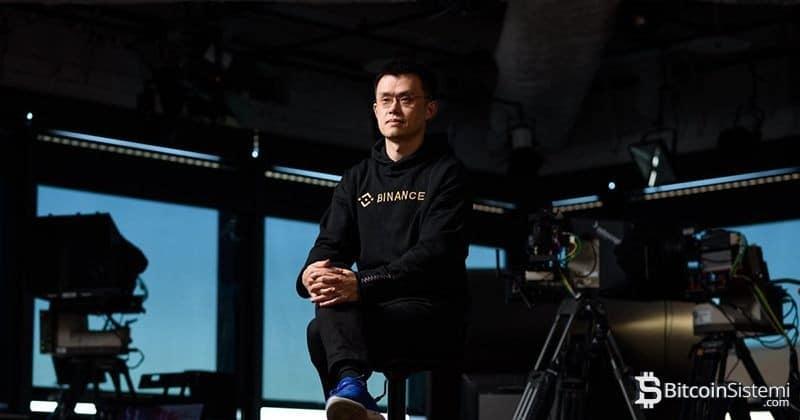 Binance CEO'su: Finansal Uyarı Raporları Gerçeği Yansıtmıyor