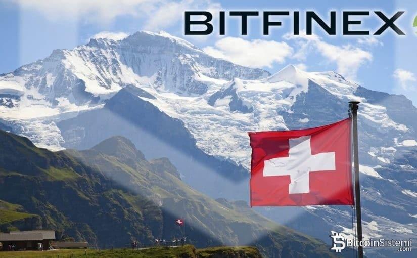 Bitfinex İsviçre