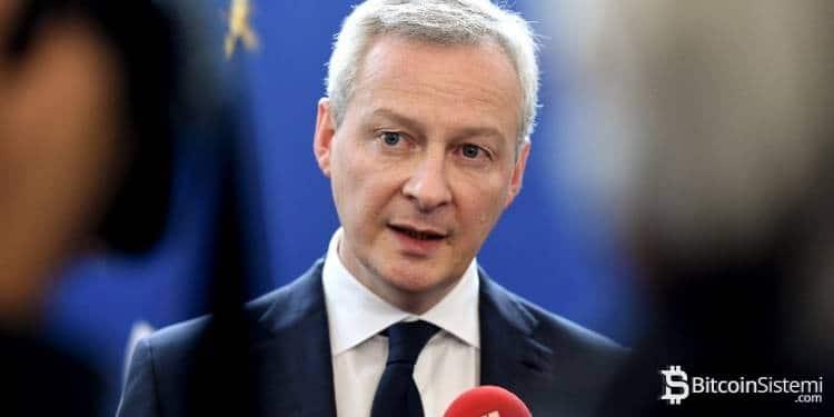 Fransa Maliye Bakanı Kripto Para Tutumunu Değiştirdi