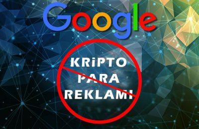 Google Kripto Para Reklamları