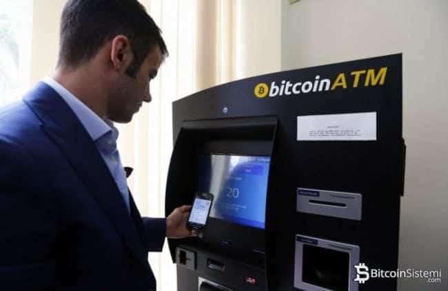 Gürcistan Bitcoin ve Litecoin ATM