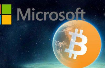 Microsoft Bitcoin Cash