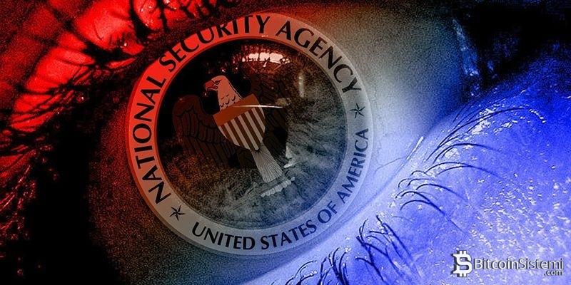 NSA, Bitcoin Kullanıcılarını Takip Ediyor