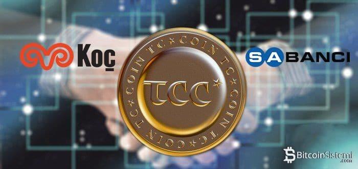 Sabancı ve Koç Holding'den Kripto Para: TCcoin