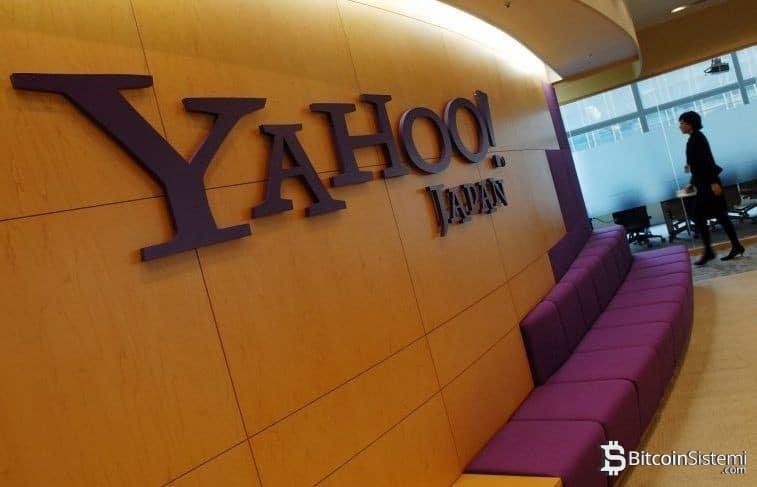 Yahoo Japonya