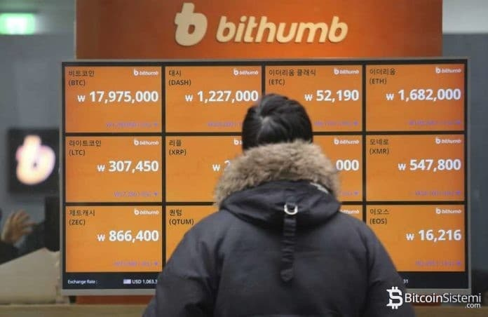 Bithumb Kripto Para Çıkarıyor