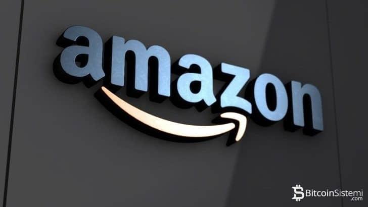 Amazon Kripto Para Piyasası Takip Sistemi İçin Patent Aldı