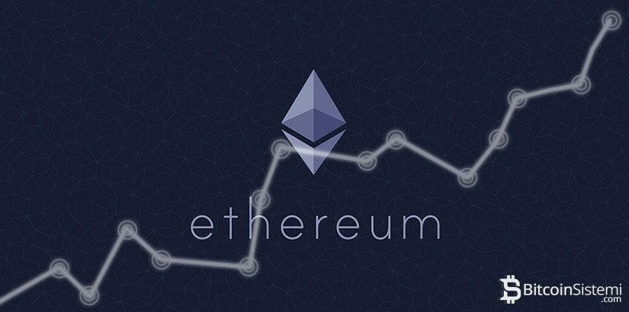 ''Ethereum 2018'de 2.500 Dolar Seviyesine Çıkacak''