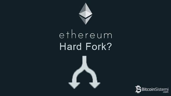 Ethereum Olası Bir Hard Fork İle Karşı Karşıya