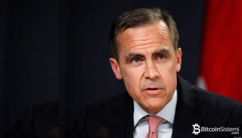 İngiltere Merkez Bankası Başkanı Kripto Paraları Riskli Görmüyor