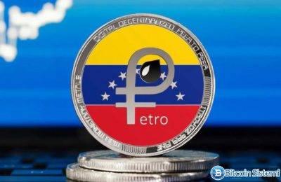 Venezuela, Petro İçin Türkiye'ye Geliyor