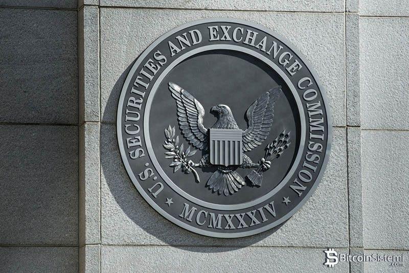 SEC Kripto Paraların Değil ICO'ların Düzenlemesi Gerektiğini Düşünüyor