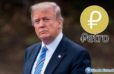 Venezuela'dan Trump'a Petro Yasağı İçin Teşekkür