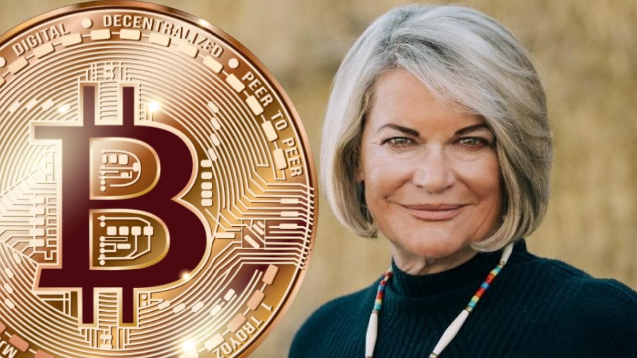 Senator Lummis, Bitcoin supporter, talks about stablecoin!